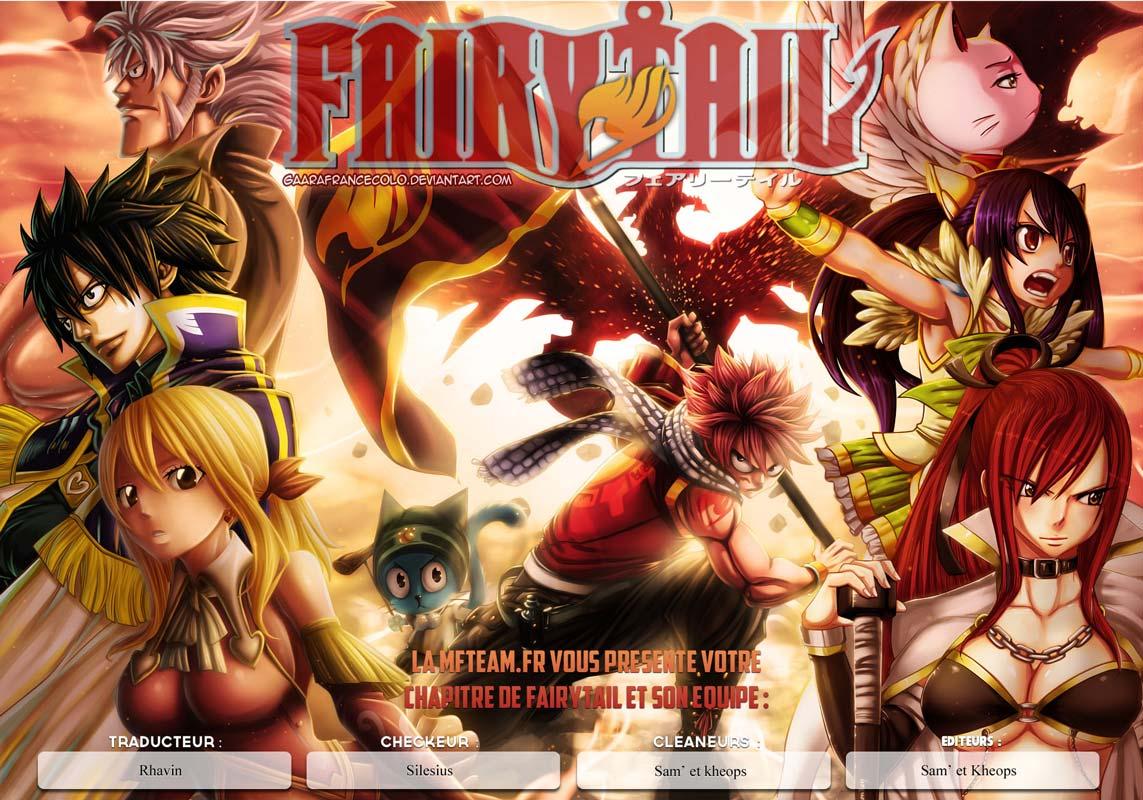 Lecture en ligne Fairy Tail 351 page 1