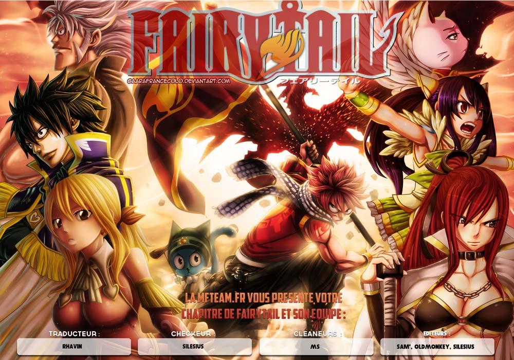 Lecture en ligne Fairy Tail 405 page 1